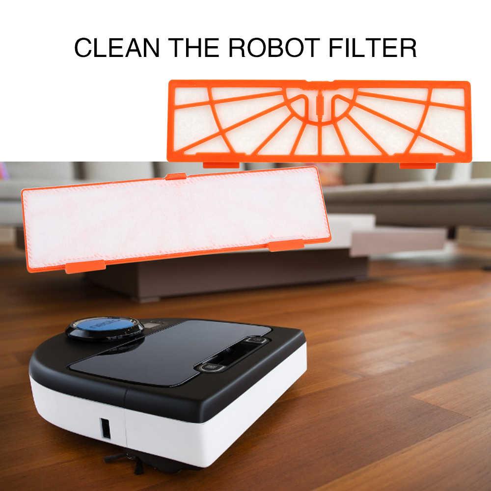 Красный HEPA фильтр замена фильтра экран Премиум Очиститель Новые товары для дома для Neato Dorpshipping