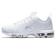 4c2292e617 Nike Original New Arrival 2018 Air Max Plus TN ULTRA Men's Running Shoes  Breathable