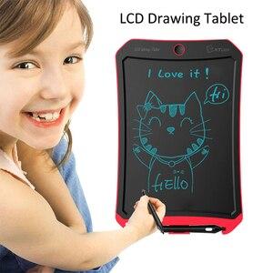 Image 2 - Tablette à dessin numérique LCD pour enfants, écriture graphique, tableau électronique, tableau détude cadeau pour enfants, tableau de messages avec batterie