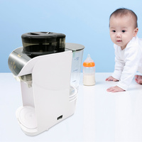 Gustino GS 801 1.8L большой емкости детский умный доильный аппарат автоматический умный мгновенный вспениватель молока