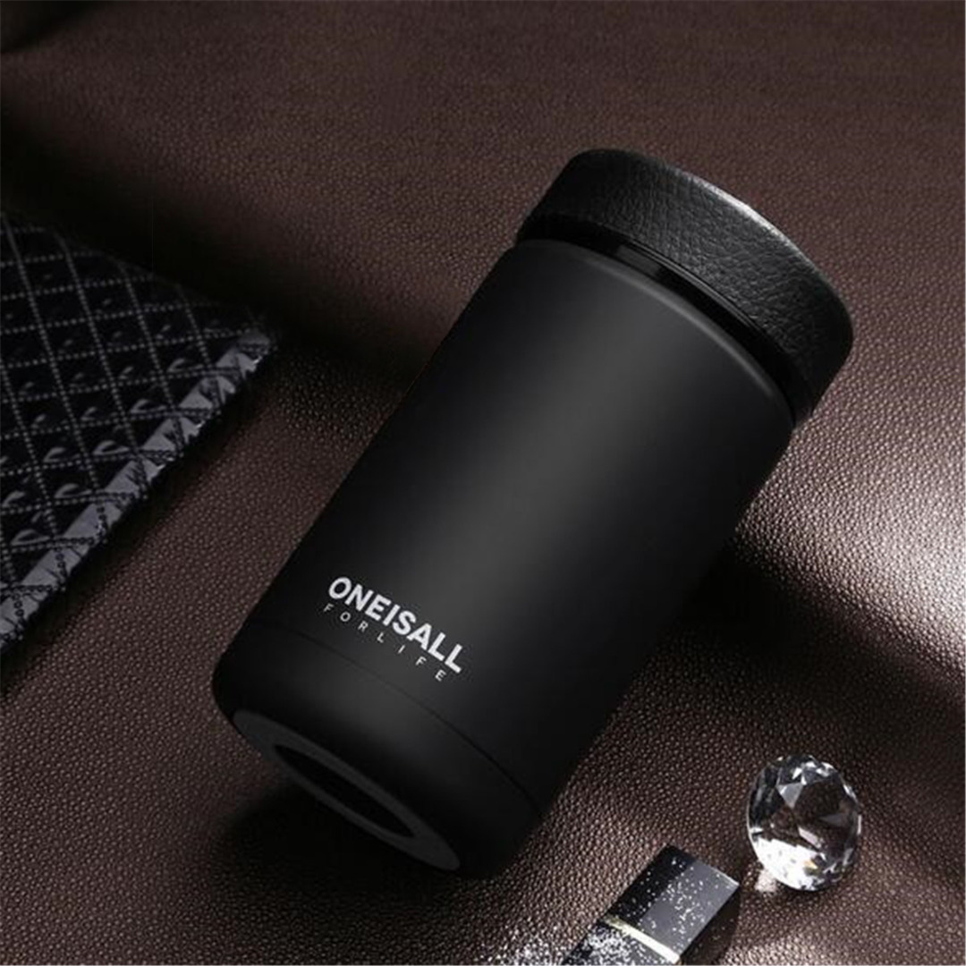 Black Nissan Travel Mug Travel Coffee Mug Cup Stainless Steel Tea Mug Thermo