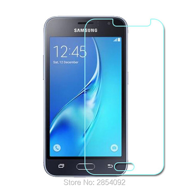 For Samsung Galaxy J1 2016 Tempered Glass 9H Protective Film Screen Protector For J120F SM-J120f J120M J120 J16 Protection