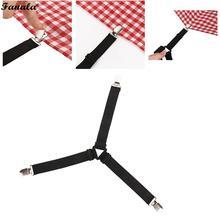 Треугольная кровать матрас зажимы для пакетов захваты ремни-подвески держатель с креплением 20 мм/0,8 дюйма белый, черный