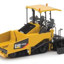 1/50 гусеничный трактор Norscot CAT AP655D асфальтоукладчик с навесом#55258