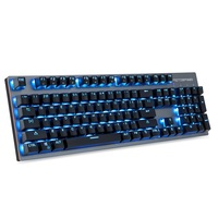 Motospeed GK89 2.4 GHz Wireless / USB Wired Mechanical Keyboard with RGB Backlit 104Keys Wireless Gaming Keyboard