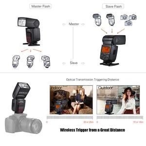 Image 4 - YONGNUO YN568EX III YN 568EX III TTL Wireless HSS Flash Speedlite for Canon Nikon DSLR Camera Compatible YN600EX RT II YN568EXII