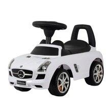 Машина-каталка Mercedes-Benz «SLS AMG» белая