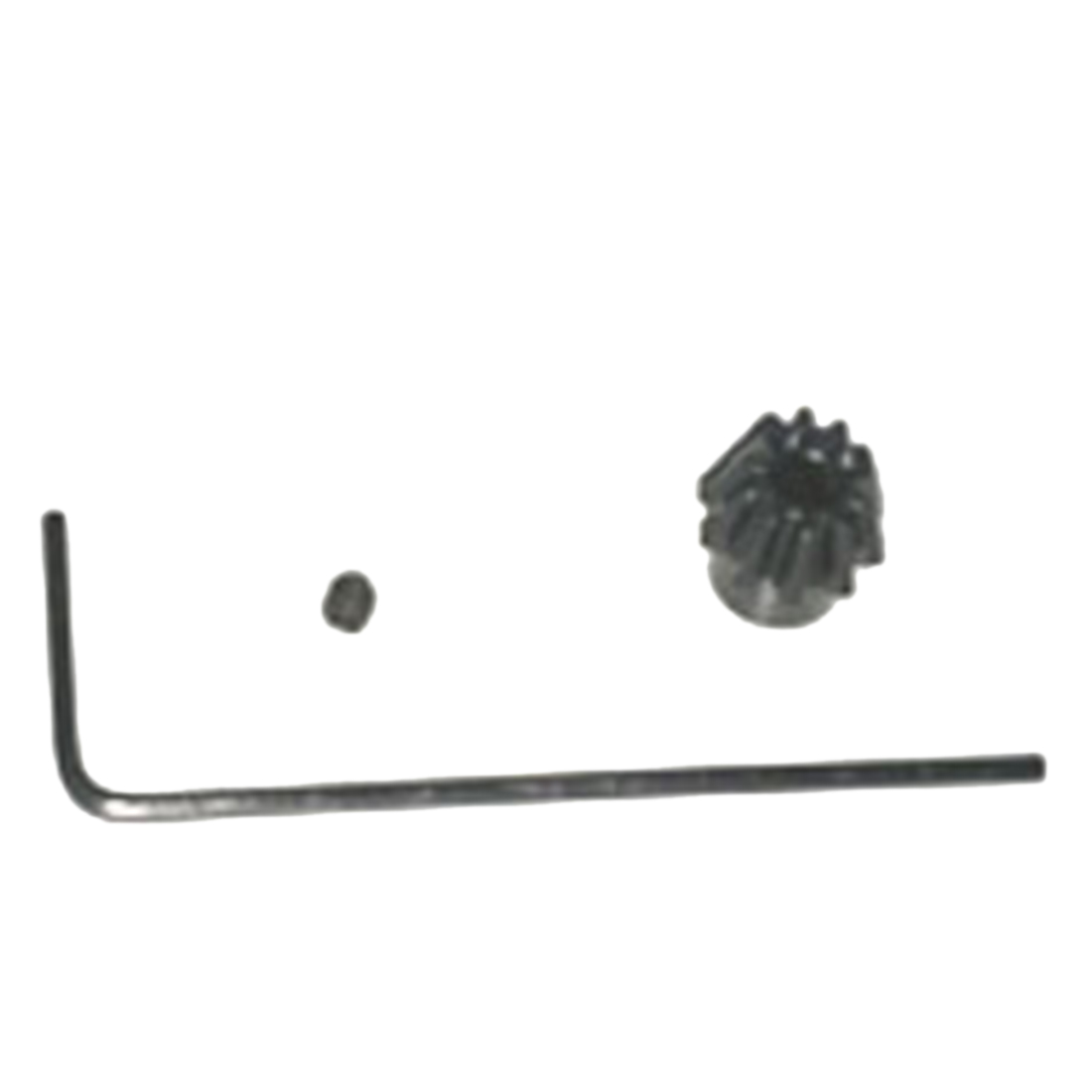 10 Tooth Steel D Shape Motor Gear For JM Gen.8/JM Gen.9 M4A1/FOR LDT HK416 Water Gel Beads Blaster Modification Upgrade