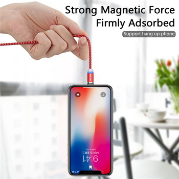 Magnetic USB Cable Fast Charging USB Type C Cable Magnet Charger Data Charge Micro USB Cable Mobile Phone Cable USB Cord 4