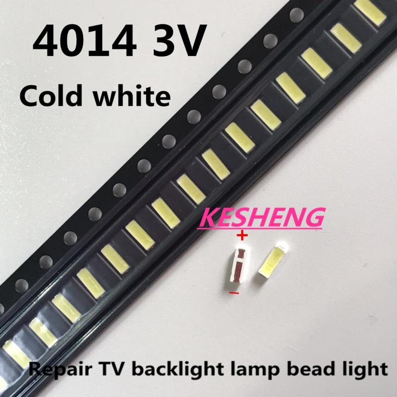 Светодиодсветодиодный ретролайзер JUFEI 4014, светодиодная подсветка 500 Вт, 3 в, 0,5 дюймов, бесплатная доставка
