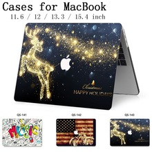 For MacBook Air Pro Retina 11 12 13.3 15.4 Inch For Laptop Sleeve For Notebook MacBook Case With Screen Protector Keyboard Cove