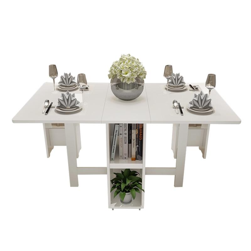 Tavolo Escrivaninha Meja Makan De Jantar Eet Tafel Dinning Set Retro Folding Mesa Comedor Tablo Desk Bureau Dining Room Table