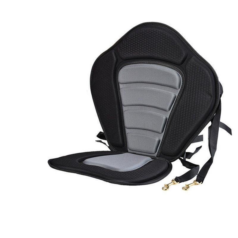 Hot Sale Luxury Kayak Seat Boat Seat Soft and Antiskid Base High Backrest Adjustable Kayak Cushion Seat with Backrest Seat Cover in Automobiles Seat Covers from Automobiles Motorcycles