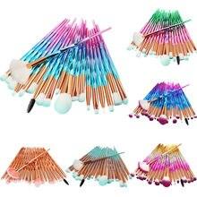 Hot Sale 20PCS Makeup Brushes Set Foundation Blush Face Powder Eye Shadow Women Cosmetic Tool