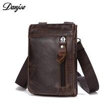 616d23cac96d Hot Sales New 2019 genuine leather belt bag mens fanny pack waist bag men  men belt