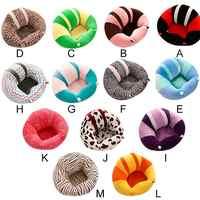 Envío Directo Silla de sofá infantil para bebé Silla de apoyo para niños sofá de Puff lindo sofá Silla de aprendizaje infantil
