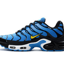 c5a22b52f6 Nike Official Air Max Plus Tn TXT Men's Breathable Training Running Shoes  Sports Sneakers Mesh Outdoor Durable Track Shoes 40-46