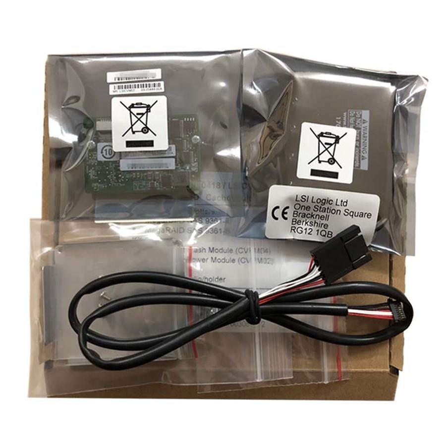 Eastforfuy LSI CVM02 (4G) LSI00418 супер конденсатор 4G Cashe костюм для 9361-8i (1G)