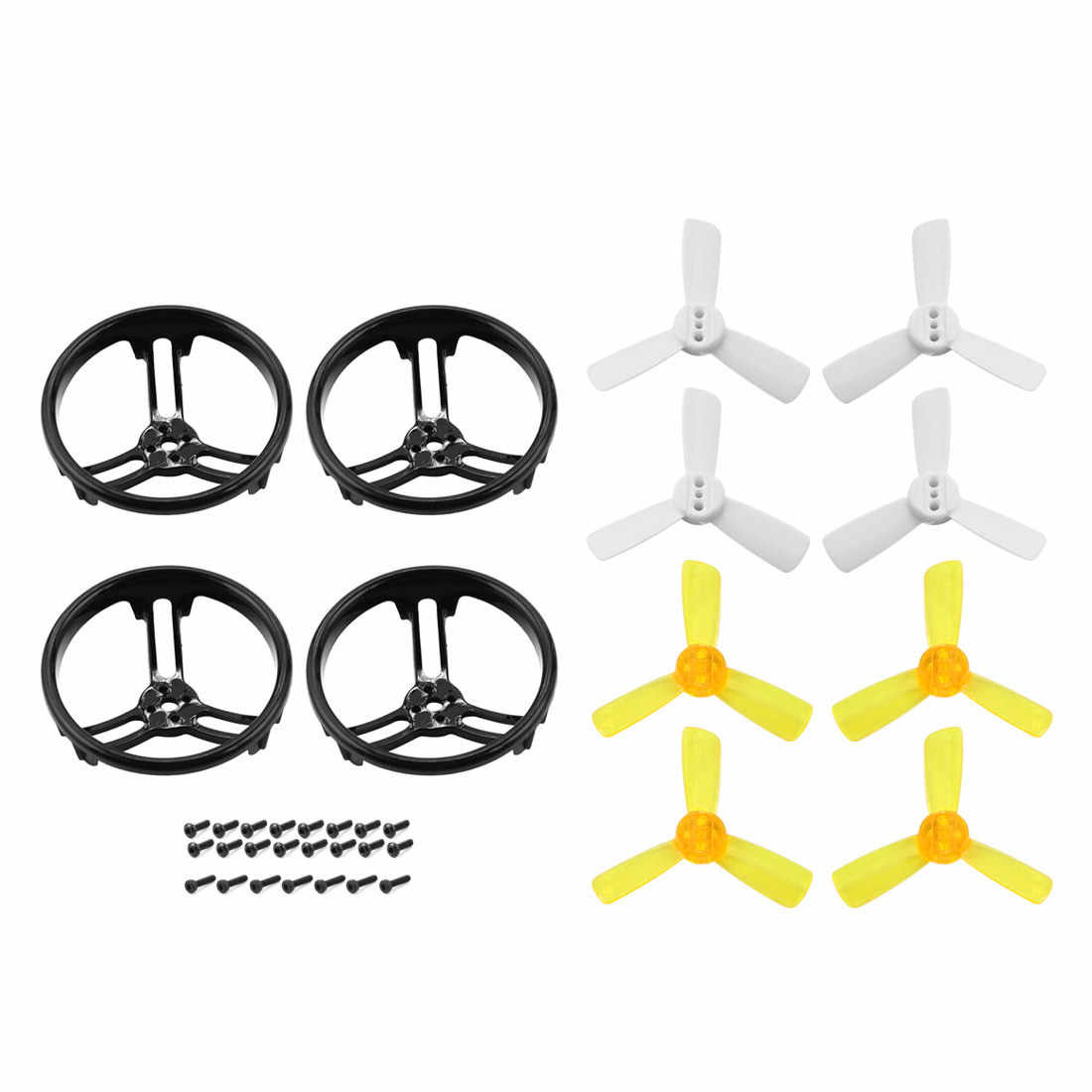 Details about  /2.8 inch 2840 Propeller Prop Guard Protector Bumper for KingKong Drone