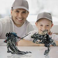 Tyrannosaurus Statue Dinosaur Toys Model For Child Dragon Toy Set For Boys Anime Cartoon Static Model Toy Decoration Doll Toy