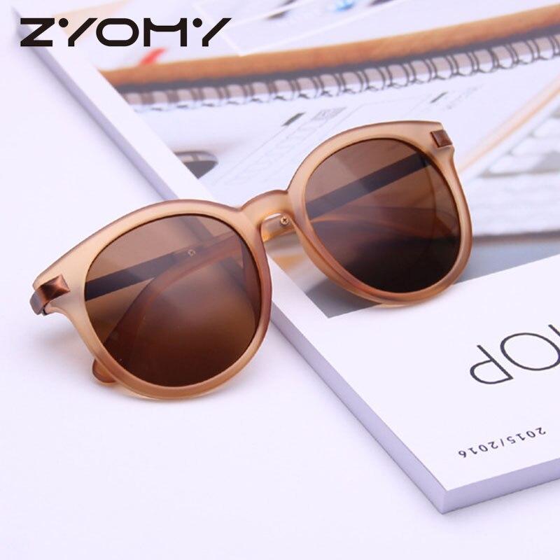 Tea Color UV400 Gafas Women Eyewear Prevent Bask Glasses Men Sunglasses Driving Goggles Brand Designer Oculos de sol