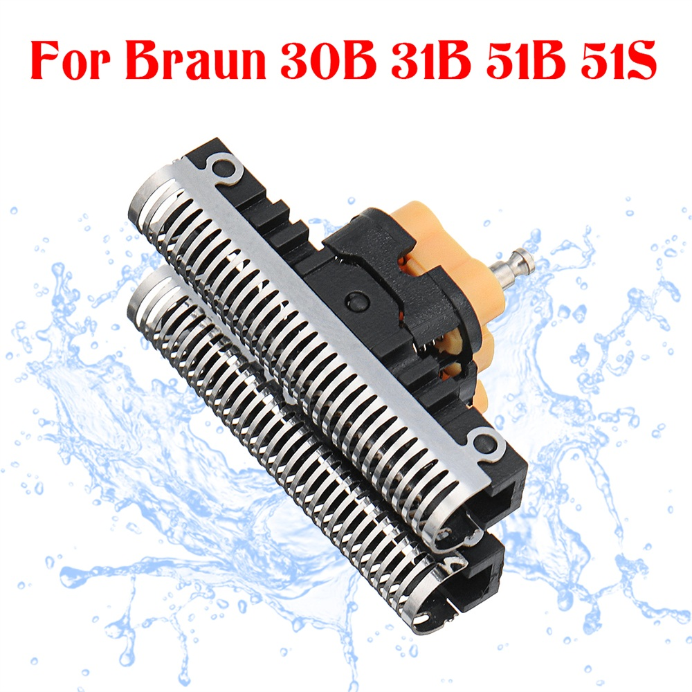 Replacement Shaver Cutter Blade Head For BRAUN 3 5 Series 30B 31B 51B 51S 5000 5315 5414 5416 8585 8985 8995 Electric Razor