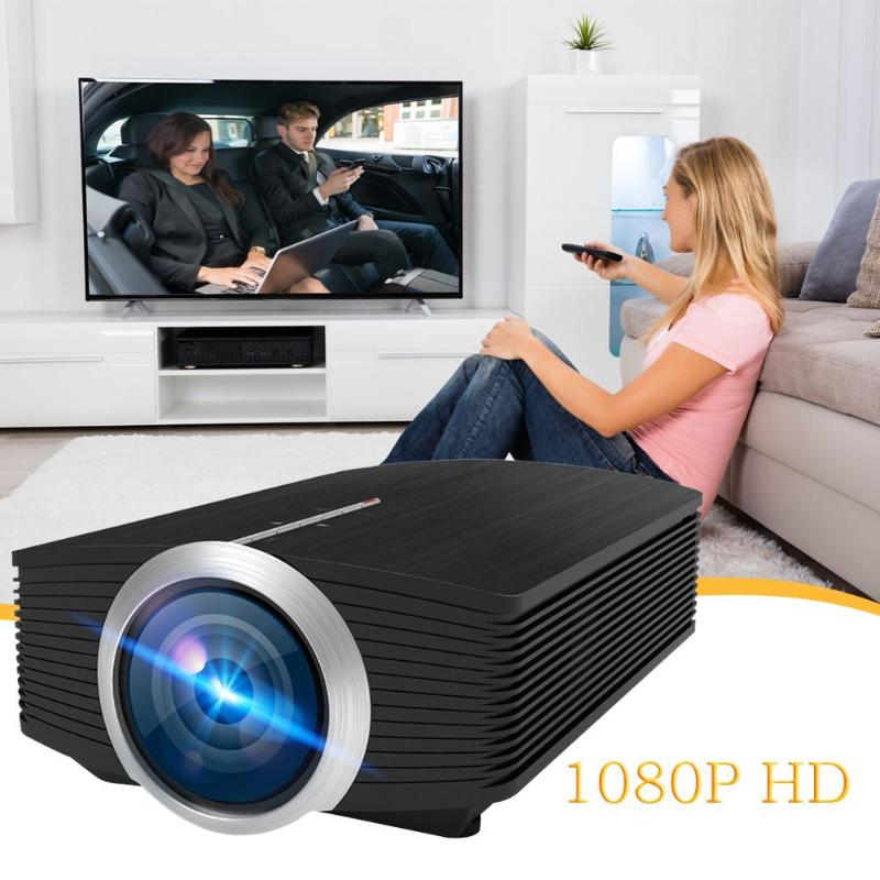 YG510 Portable Projector 1080P 1000Lumen Sync Wired Display Theater LED Projector With VGA, HDMI, USBYG510 Portable Projector 1080P 1000Lumen Sync Wired Display Theater LED Projector With VGA, HDMI, USB
