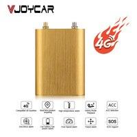 VJOYCAR MT600 4G LTE автомобиль gps датчик локации gps SMS GPRS внешняя антенна локатор устройство буксировка автомобиля сигнализация бесплатное приложен