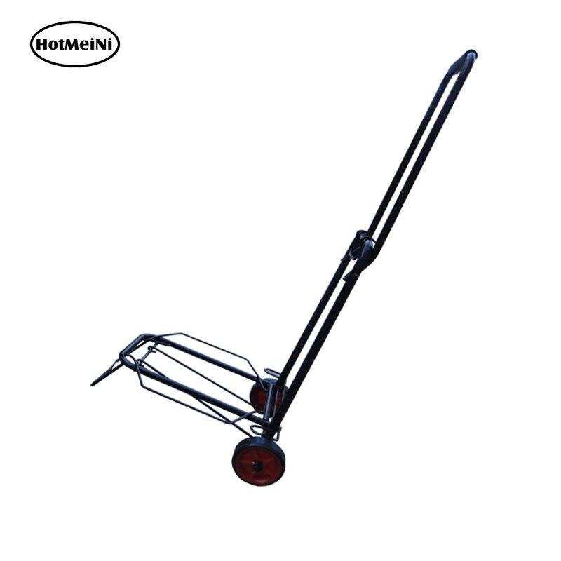 Автоаксессуары HotMeiNi, складная тележка для багажа, автомобильные тележки, тачка, складная тележка для багажа, стальная алюминиевая балка