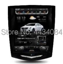 Ouchuangbo 10.4 pouces tesla style écran vertical voiture gps audio pour Cadillac XTS 2013-2016 ATS-L support 4 core 2 + 64 android 6.0
