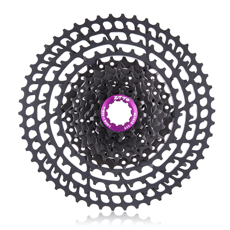 Cassette de vélo Pro Ztto 11 vitesses Slr 11-50 T 11 S 11 V K7 11 vitesses 50 ultra-léger 368G CNC roue libre vtt VTT pour Xx1