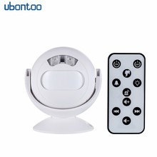 лучшая цена ubontoo store motion sensor Wireless Doorbell System Chime Welcome Door bell home Security Alarm System Build-in Antenna