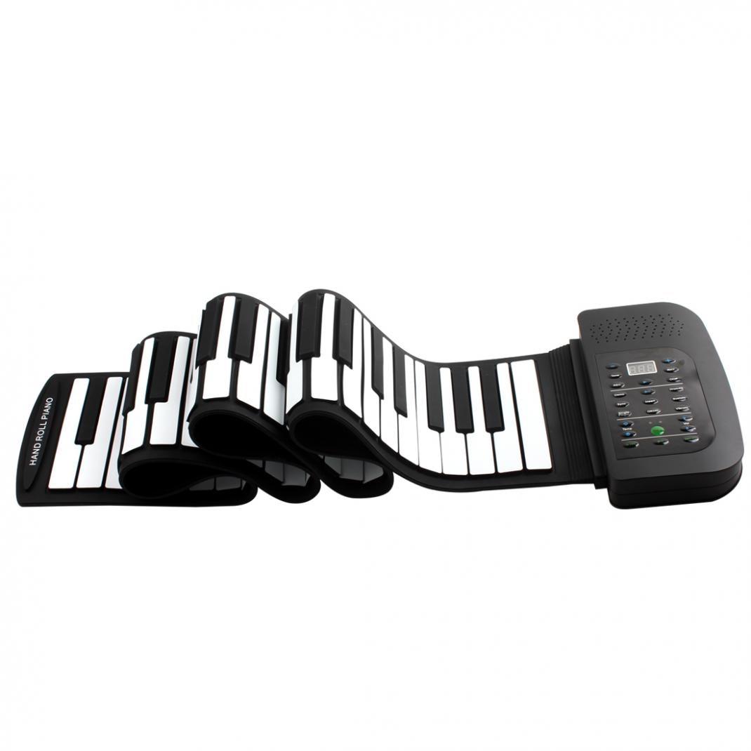 KONIX PA88 Prijenosni 88 Tipke Tipkovnica Klavir 140 Tonovi - Glazbeni instrumenti - Foto 3
