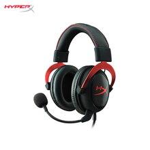 Игровая гарнитура HyperX Cloud II Red