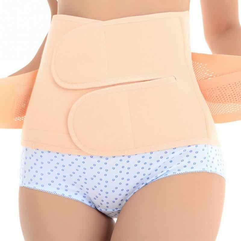 800d44fb5 Women Postpartum Girdle Tummy Shaper Recovery Belly Band Adjustable  Elasticity Wrap Belt Body Shaping Band