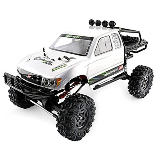 Ремо хобби 1093 ST 1/10 2,4 г 4WD щеткой RC автомобиль для бездорожья рок грузовик на гусеничном ходу РТР дистанционного Управление игрушка