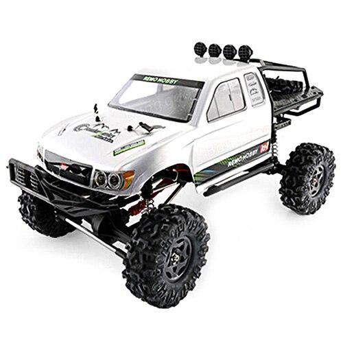 Remo Hobby 1093-ST 1/10 2.4g 4WD Spazzolato RC Auto Off-Road Rock Crawler Truck RTR Giocattolo di Controllo A Distanza