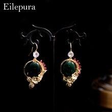 Eilepura Handmade European Design Korean Classic Drop Earring For Women Anniversary 2019 Jewellery E-A016