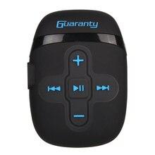 IPX8 Impermeabile MP3 Lettore Portatile Loseless 8GB Giocatore di Musica con Le Cuffie Disegno Della Clip Per Il Nuoto Corsa E Jogging Diving Sport Nuovo