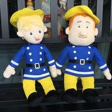 43 см Пожарный Сэм плюшевые куклы Пенни мультфильм мягкие игрушечные лошадки для детей на день рождения удивительные подарки