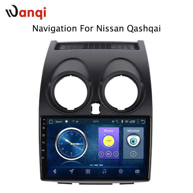 Android 8.1 Car Audio Player 9 inch For Nissan Qashqai 2006-2013 Car GPS Navigation With HD Screen,Playstore,WifiAndroid 8.1 Car Audio Player 9 inch For Nissan Qashqai 2006-2013 Car GPS Navigation With HD Screen,Playstore,Wifi