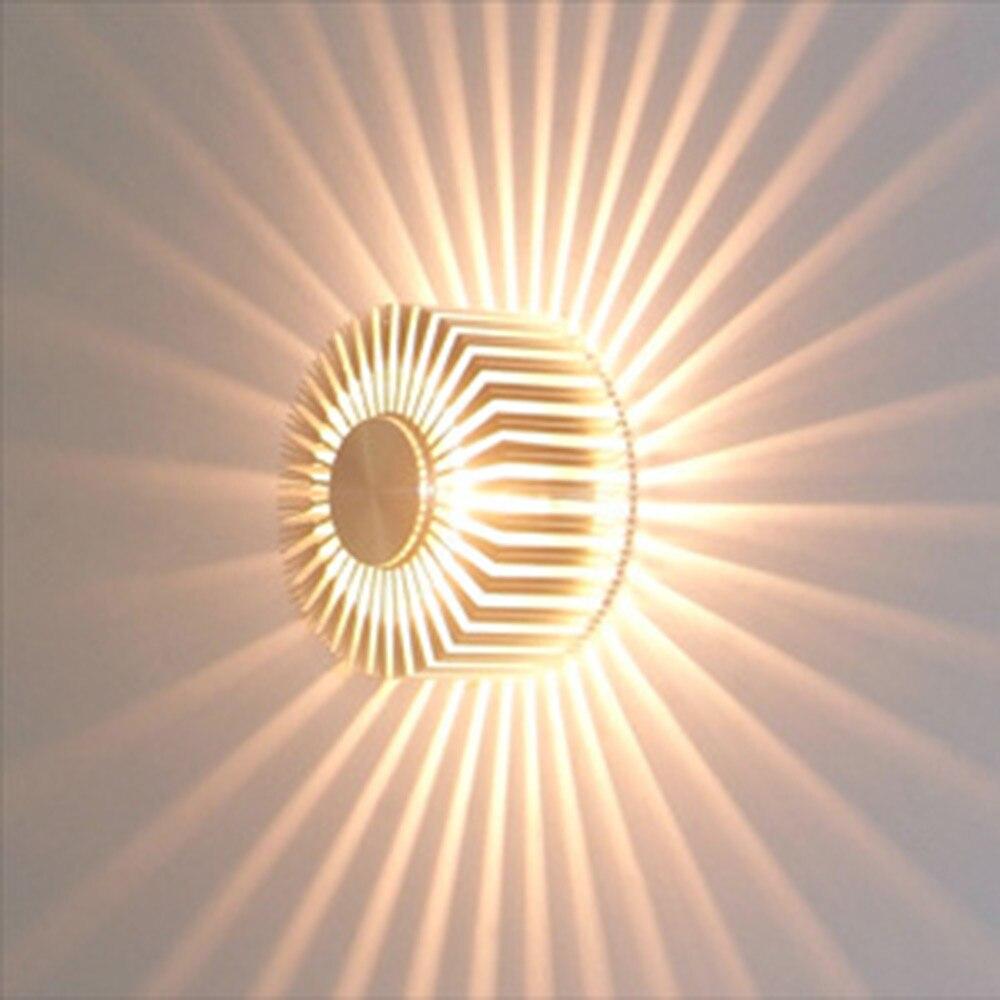 Licht & Beleuchtung Ehrlich 3 W Kreative Flush Montiert Led Decke Lichter Hause Halle Gehweg Veranda Decor Energiesparlampe 100-110 Lm