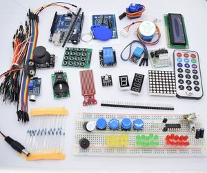 Image 4 - TZT أحدث عدة بداية تتفاعل لاردوينو UNO R3 نسخة مطورة التعلم جناح مع صندوق البيع بالتجزئة