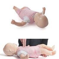60 см CPR Детские Resusci Обучение манекен ПВХ Модель школы образования Resusci модель обучение медицине инструмент новый