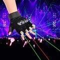 1 шт. красные зеленые лазерные перчатки для танцев  сцены  шоу  сцены  перчатки с подсветкой  4 шт. лазеры и светодиодные пальмы для DJ Club/Party/Bars