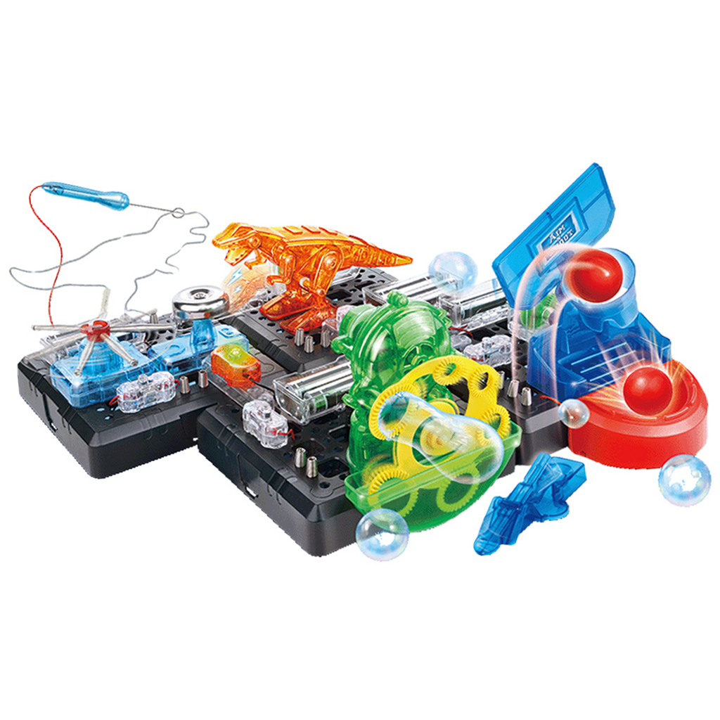 Electronics Learning Kits 125-in-1 DIY Electricity Experiment Model Physical Discovery Science Educational ToyElectronics Learning Kits 125-in-1 DIY Electricity Experiment Model Physical Discovery Science Educational Toy