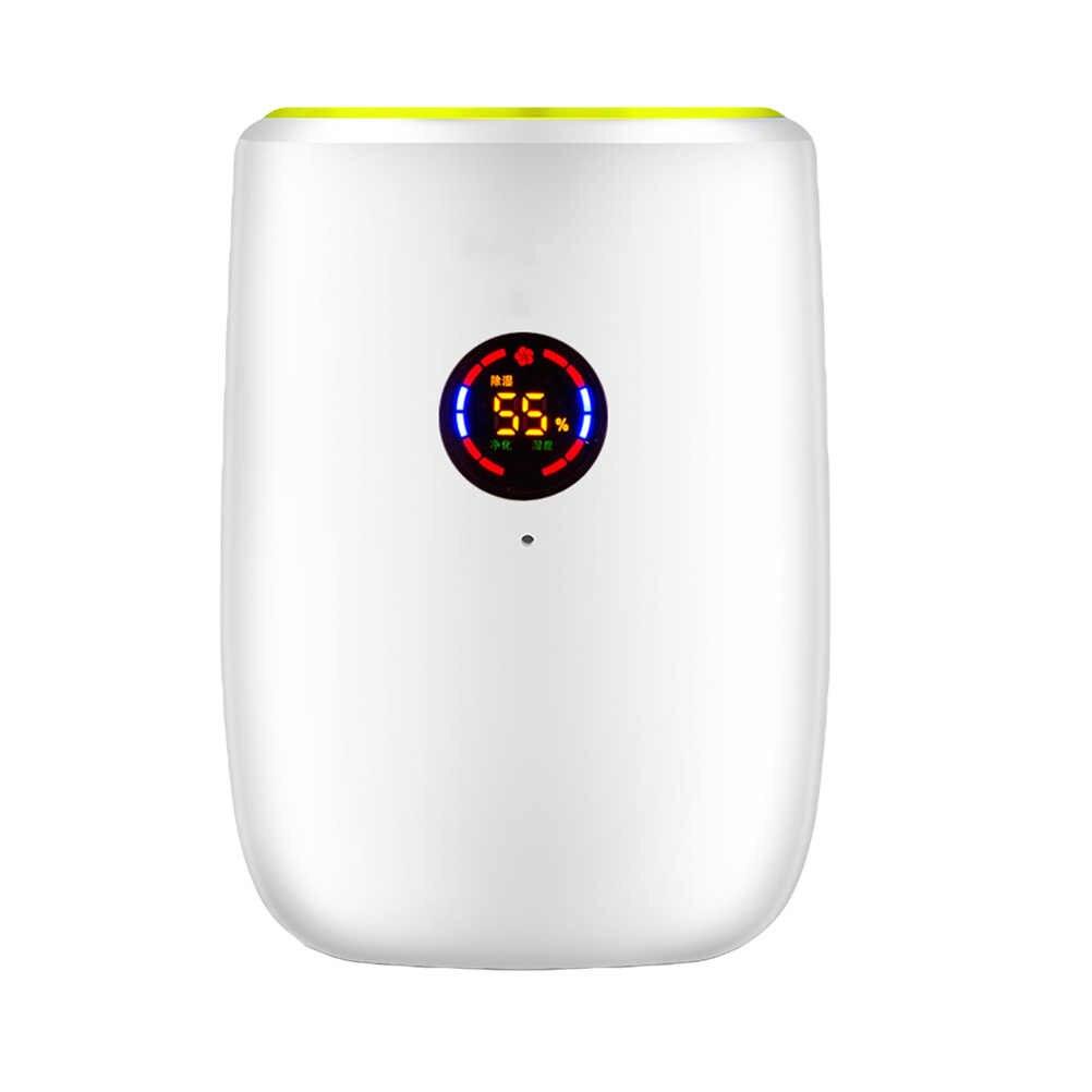 Фото 1 шт. осушитель миниатюрный светодиодный дисплей бесшумные сушилки для одежды