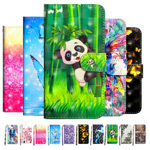 For Google Pixel 3 XL Case Cartoon 3D Effect Flip Leather phone cover Wallet case Pixel3 Phone