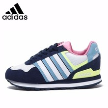Adidas Official New Arrival Neo Label 10k W Women's Skateboarding Shoes Comfortable Outdoor Sneakers BB9803 недорого