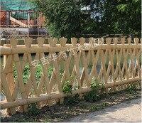 1.2mX1m Outdoor Bamboo Fence Bamboo Fence Garden Fence Vegetable Garden Fence Climbing Vine Frame Gardening Supplies